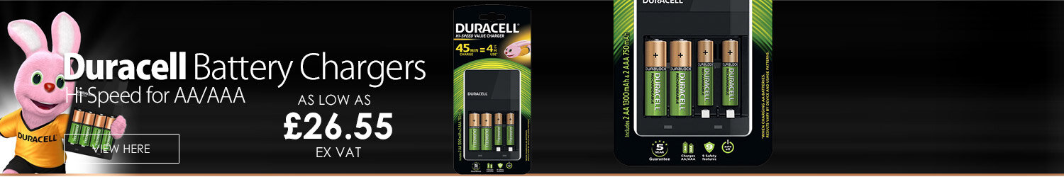 Duracell Battery Chargers
