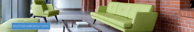 Reception & Breakout Sofas