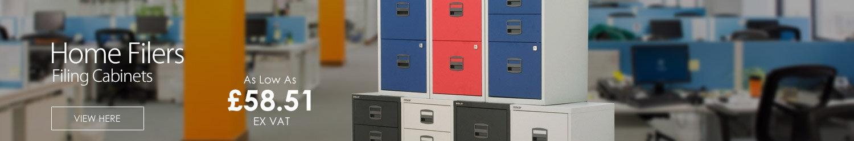Bisley PFA Home Filers Office Filing Cabinets