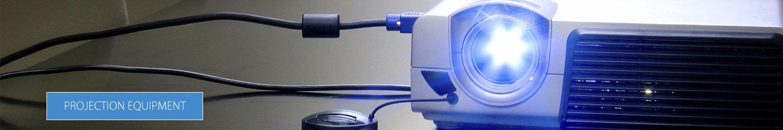 Projection & AV Equipment