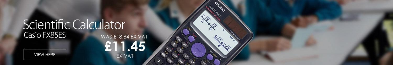 Casio Scientific Calculator FX85ES