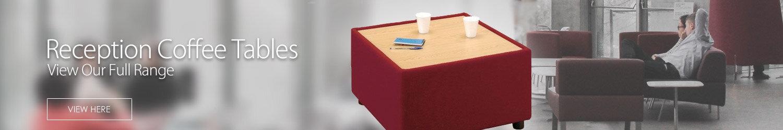 Reception coffee tables