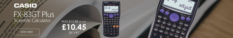 Casio FX-83 GT Plus Scientific Calculator