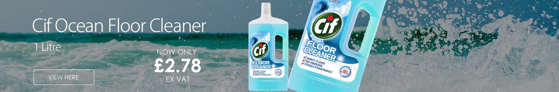 Cif Ocean Floor Cleaner 1 Litre 84143