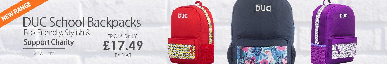 DUC Schoolbags