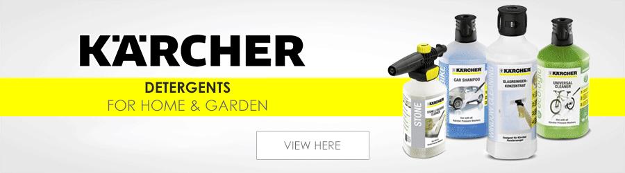 Karcher Home & Garden Detergents