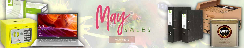 May Sales
