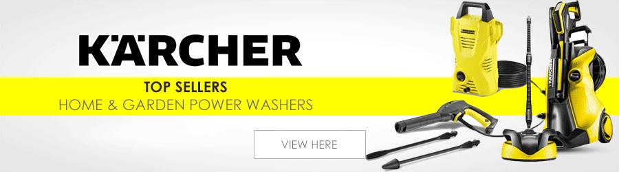 Home & Garden Power Washers