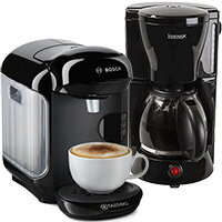 Coffee Machines & Coffee Makers