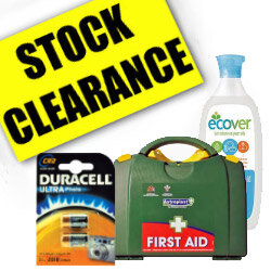 Facilities Supplies - Stock Clearance