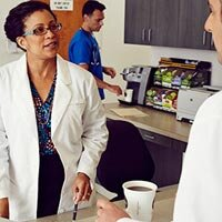 Health Care Coffee Machines