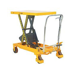 Lifting Table Trolley