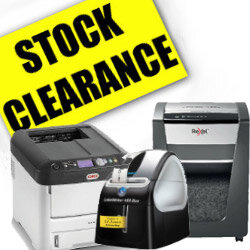 Machines & Printer - Stock Clearance