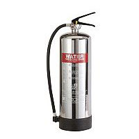 Stainless Steel Fire Extinguishers