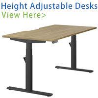 Stocked Height Adjustable Desks