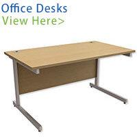 Stocked Standard Office Desks