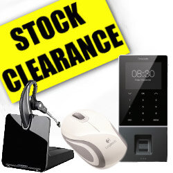 Tech & Accessories - Stock Clearance
