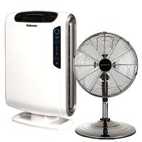 Indoor Air Quality & Temperature Control