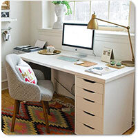 Arista Home Office Furniture Range