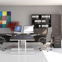 Ashford Dark Walnut Furniture Range
