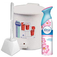 Air Fresheners & Bathroom Accessories