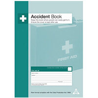 Accident Report Books