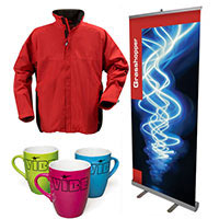 Promotional Products & Custom Branded Merchandise