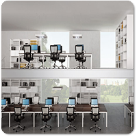 Call Center Desking