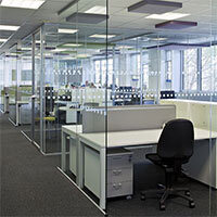 Hoyez H Transparence Office Partitions