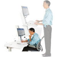 Sit Stand Desktop Converters