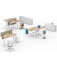 Leap Height Adjustable Sit-Stand Desks