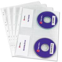 CD Sleeves & Pockets