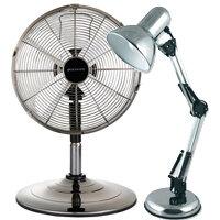 Desk Lamps & Fans