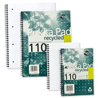 Eco-Friendly Notebooks & Notepads