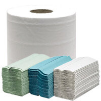 Eco-Friendly Paper Towels