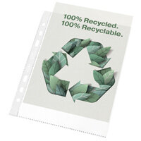 Eco-Friendly Punched Pockets