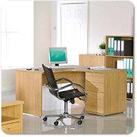 Eco Beech Home Office Furniture Range