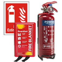 Fire Extinguisher & Equipment