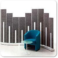 Acoustic Floor Standing Screens