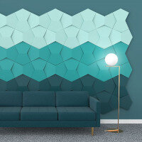 Fluffo SOFT Acoustic Wall Panels