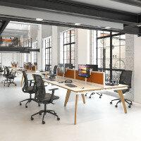 Fuze Bench Desks & Furniture Range