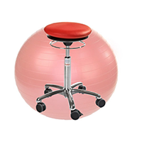CARELINE Pilates Air Seat Stools