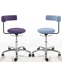 CARELINE Saturn Stools