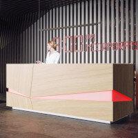 Illusion Reception Desks