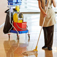 Building & Industrial Cleaning