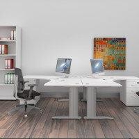 Komo White Furniture Range