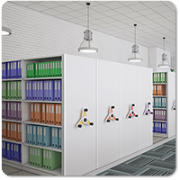 Archive & Library Storage