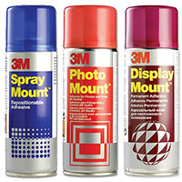 Mounting Spray Adhesive