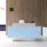 Organic Reception Desks