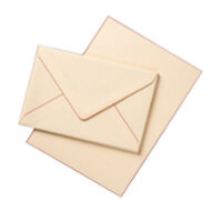 Luxury Writing Paper and Envelopes